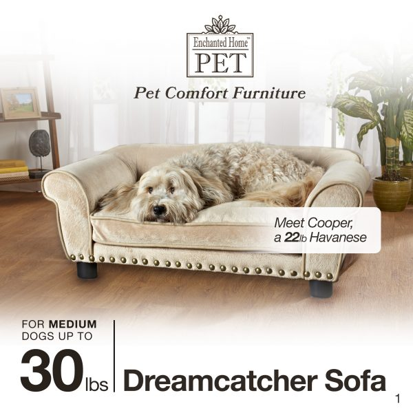 Ultra Plush Dreamcatcher Sofa