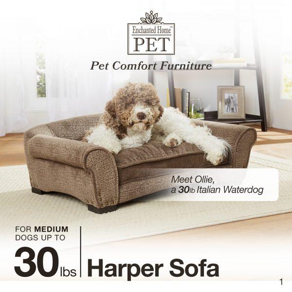 Harper Arch Sofa