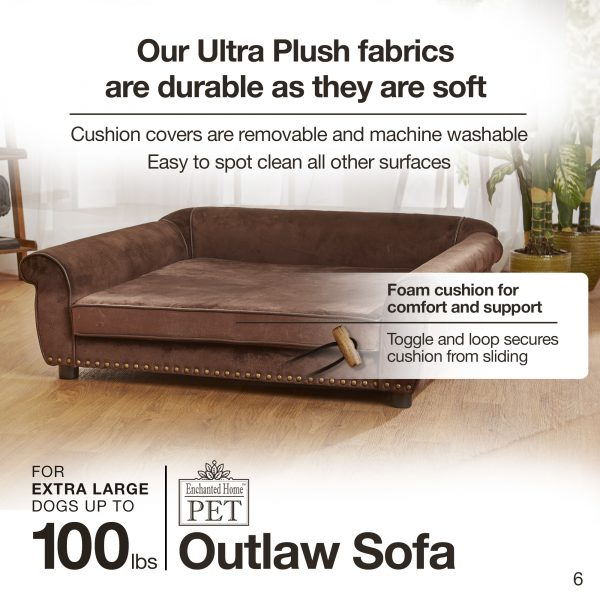 Outlaw Pet Bed