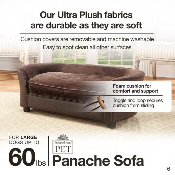 Ultra Plush Panache - Black