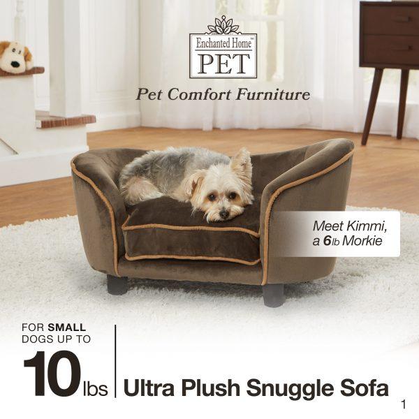 Charmant Ultra Plush Snuggle Sofa