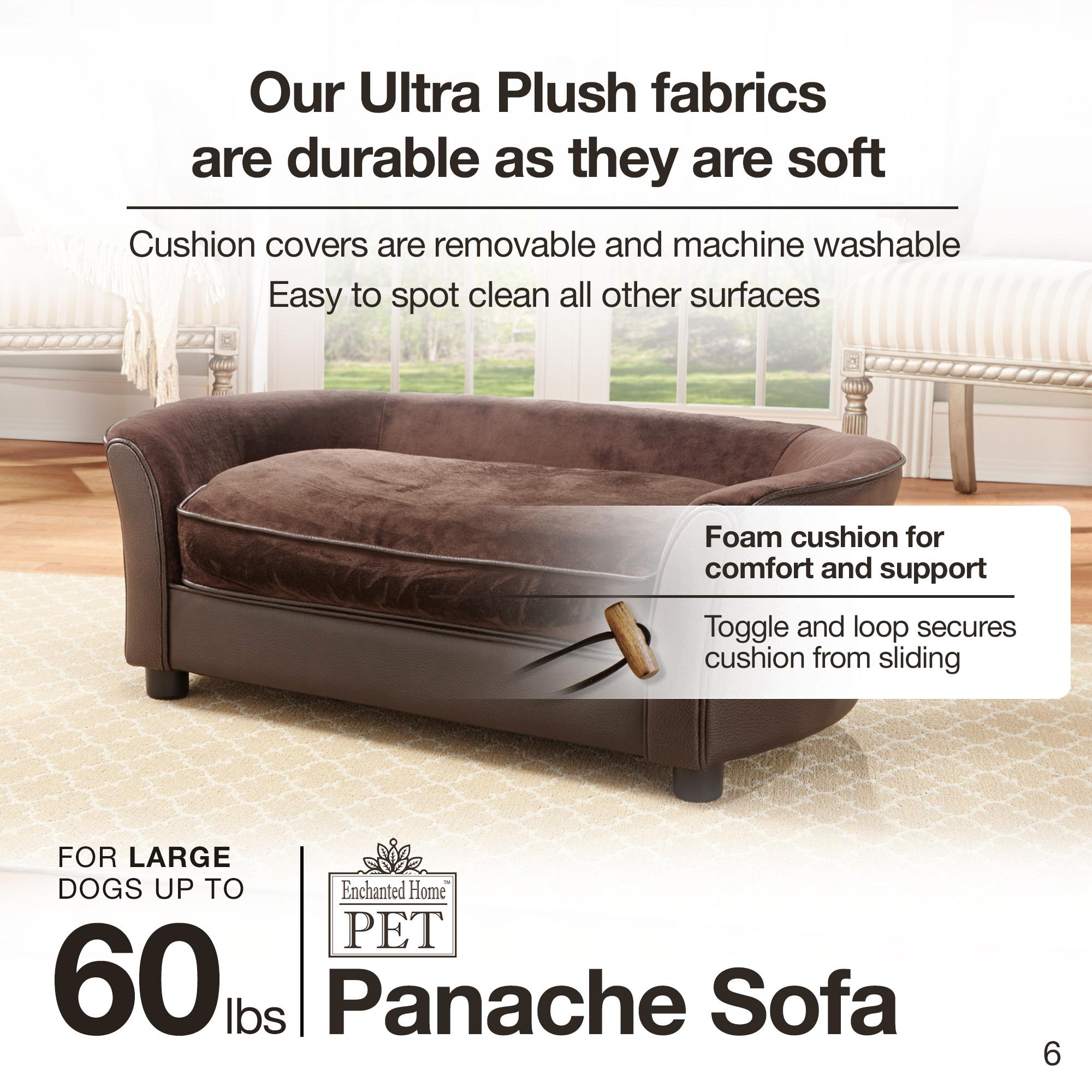 Panache Sofa U2013 Charcoal Grey